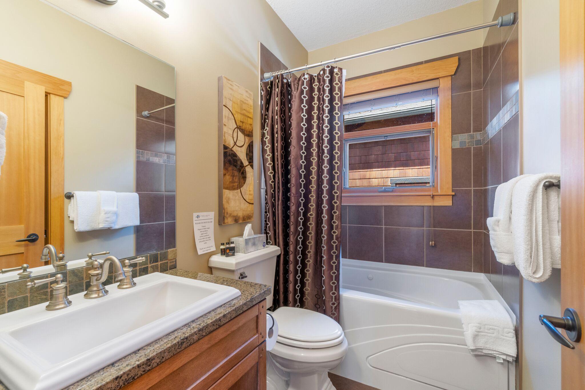 2nd Bathroom Up