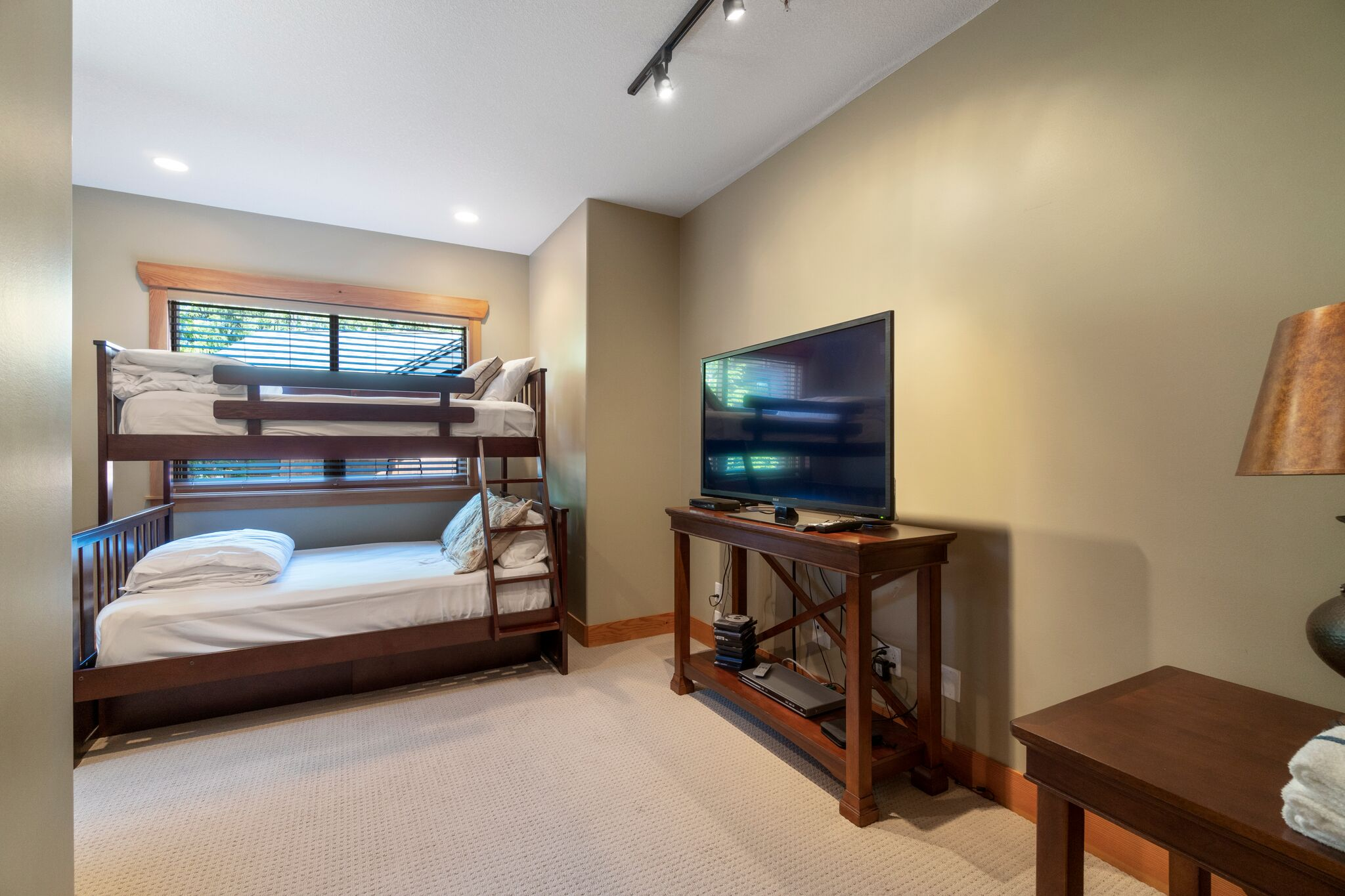 Bedroom 4 - Double/Single Bunk