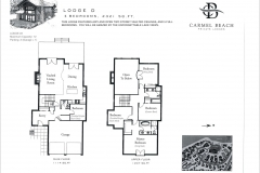 Floor Plan & Bedding Configuration
