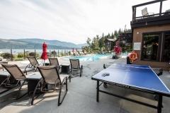 Ping Pong / Pool / Lake View